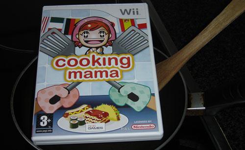 cuking mama