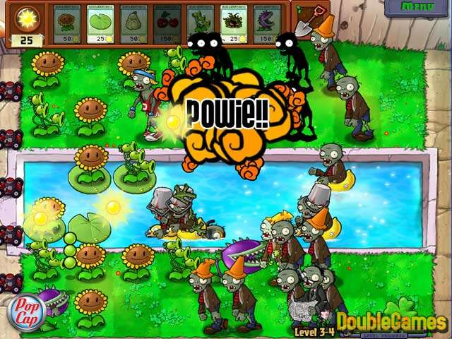 ����� ���� Plants Zombies game][full]