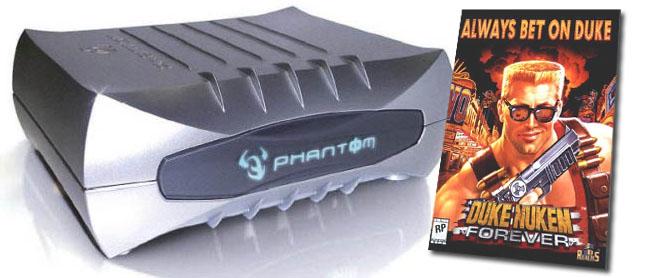 Phantom Banner