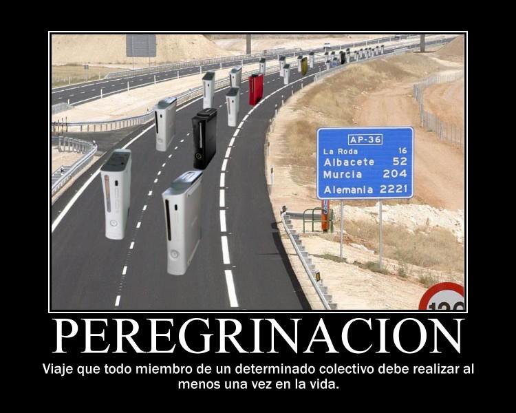 Peregrinacion