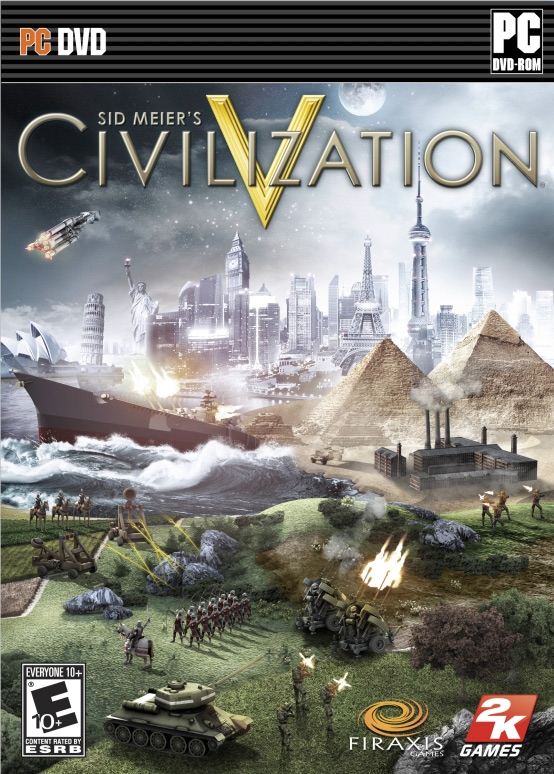 Sid Meiers Civilization V [PC][1 Link]