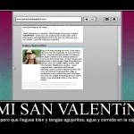 Gamesajare valentin 18
