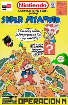 Gamesajare Miyamoto Portada