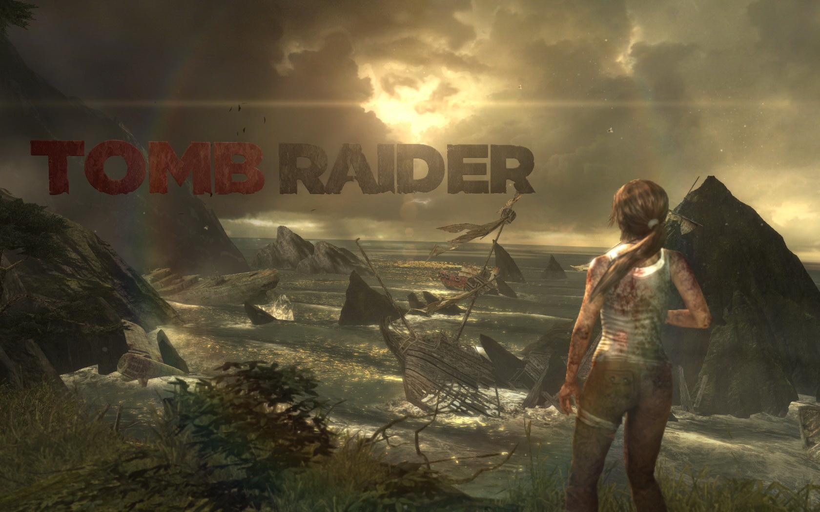 Gamesajare Tomb raider