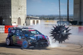 NEED FOR SPEED: KEN BLOCK'S GYMKHANA SIX