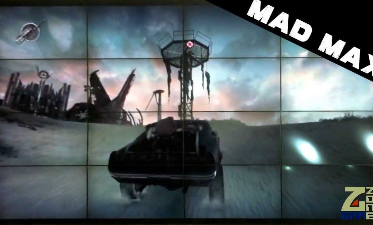 UN POCO DE GAMEPLAY DE MAD MAX