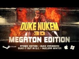 NUEVA VIDILLA PARA DUKE NUKEM 3D: MEGATON EDITION