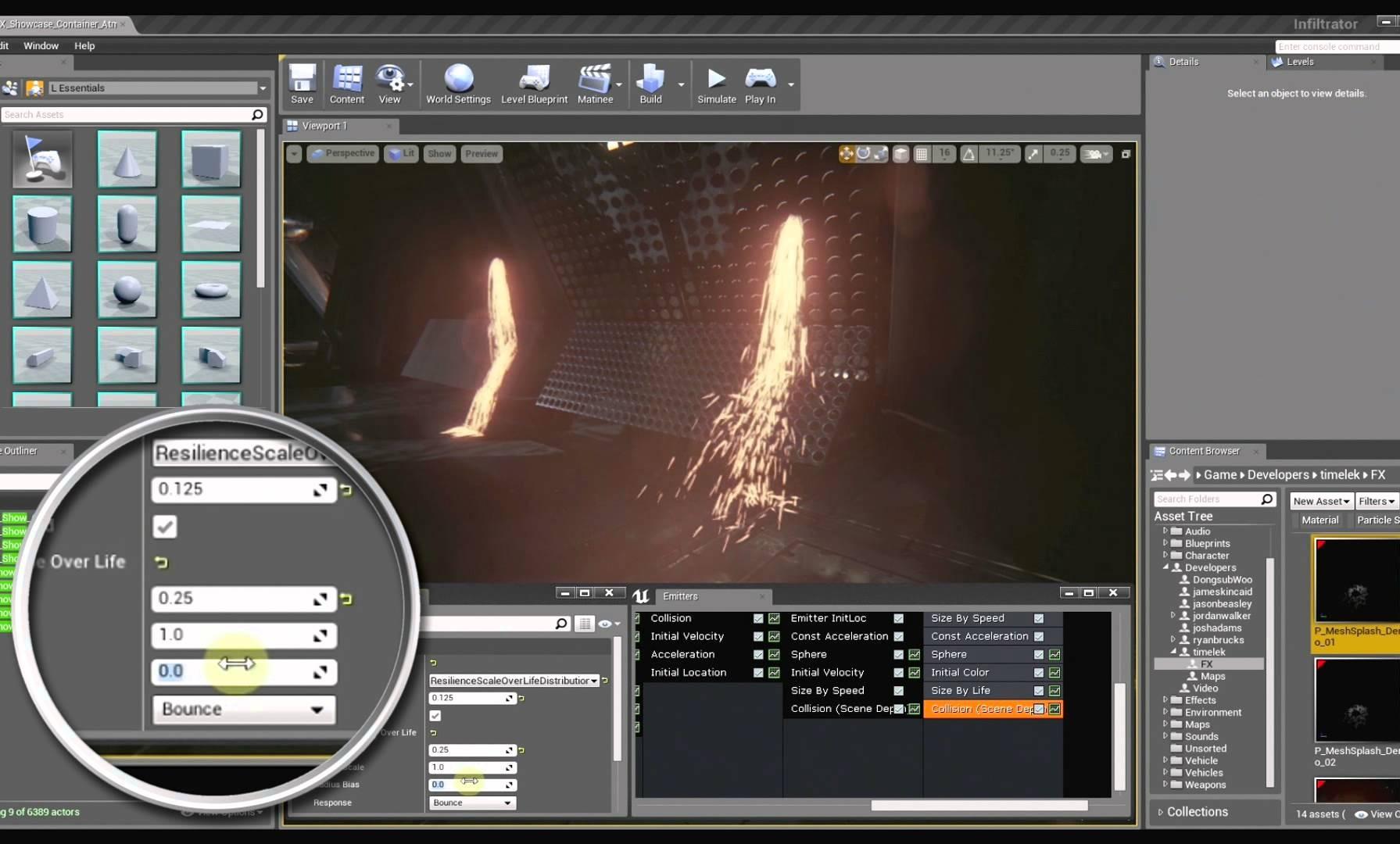 NUEVO VÍDEO SOBRE LAS VIRTUDES DEL PRÓXIMO MOTOR UNREAL ENGINE 4