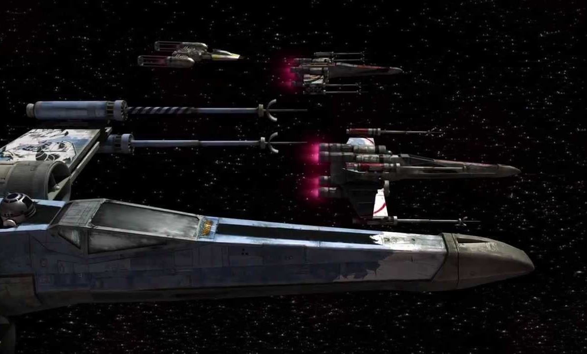 STAR WARS: ATTACK SQUADRON ANUNCIADO