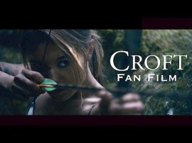 UN FAN FILM DE LARA CROFT DE ALTA CALIDAD