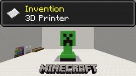 UNA IMPRESORA 3D EN MINECRAFT