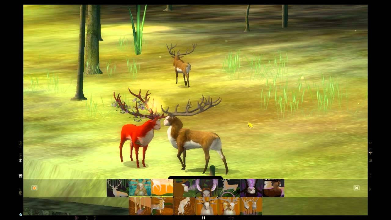 THE ENDLESS FOREST GAMEPLAY
