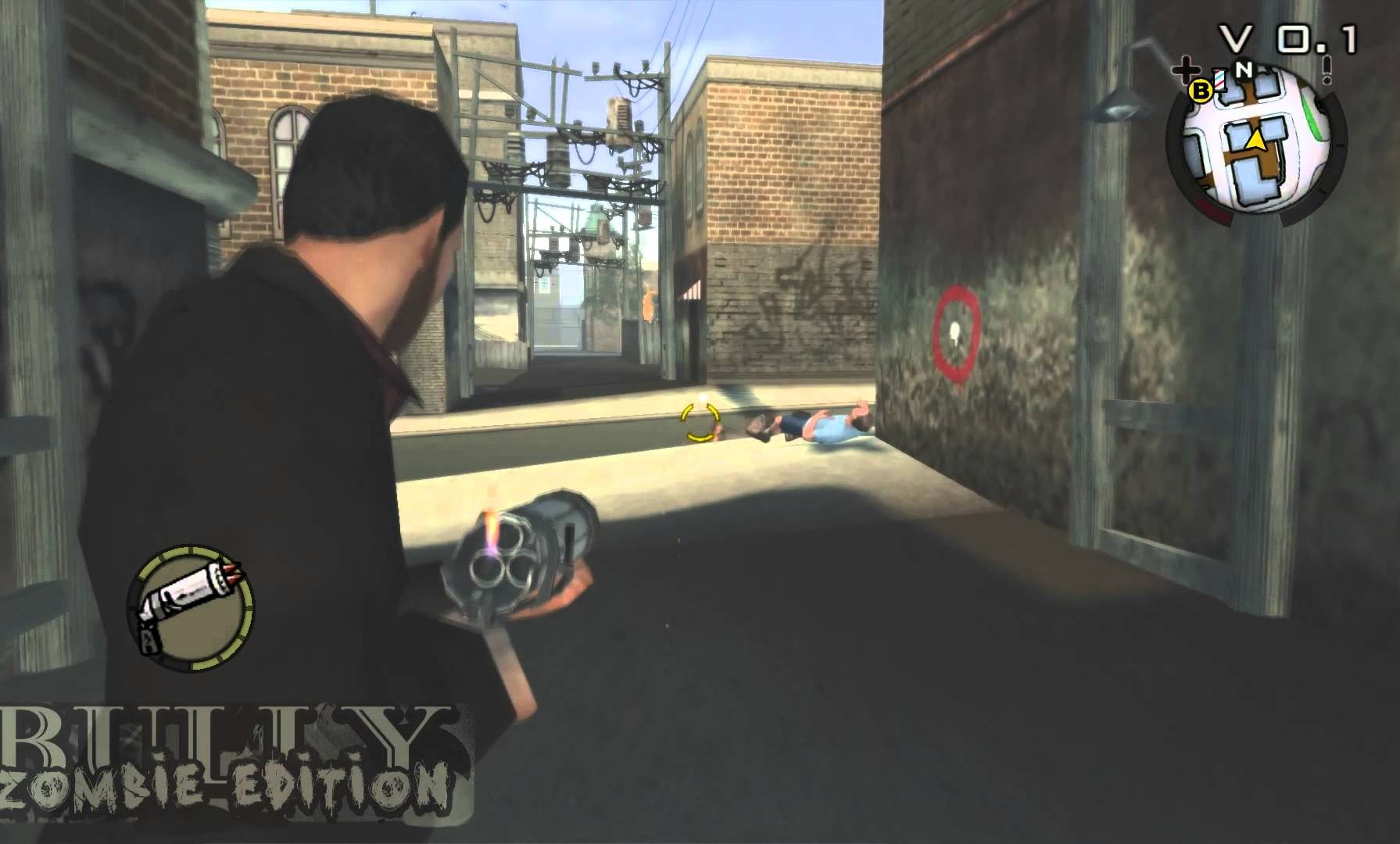 ZOMBIES EN BULLY: SCHOLARSHIP EDITION GRACIAS A ESTE MOD