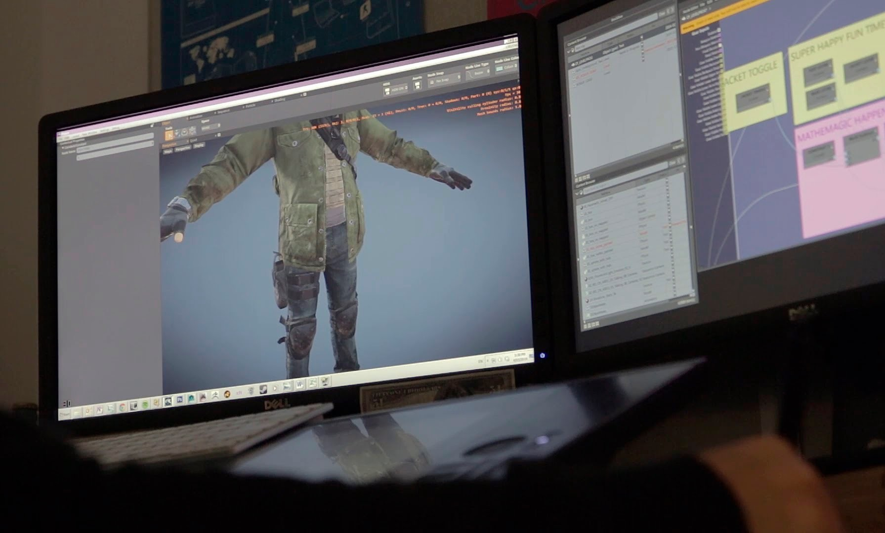 EL EFECTO NIEVE EN TOM CLANCY'S THE DIVISION