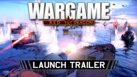 LANZAMIENTO DE WARGAME RED DRAGON