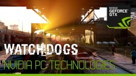 WATCH DOGS SEGÚN NVIDIA EN PC
