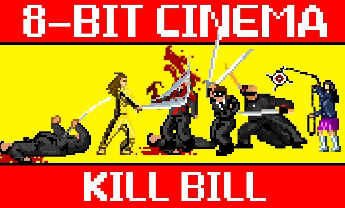 KILL BILL EN 8-BIT