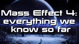 QUÉ SE SABE DE MASS EFFECT 4