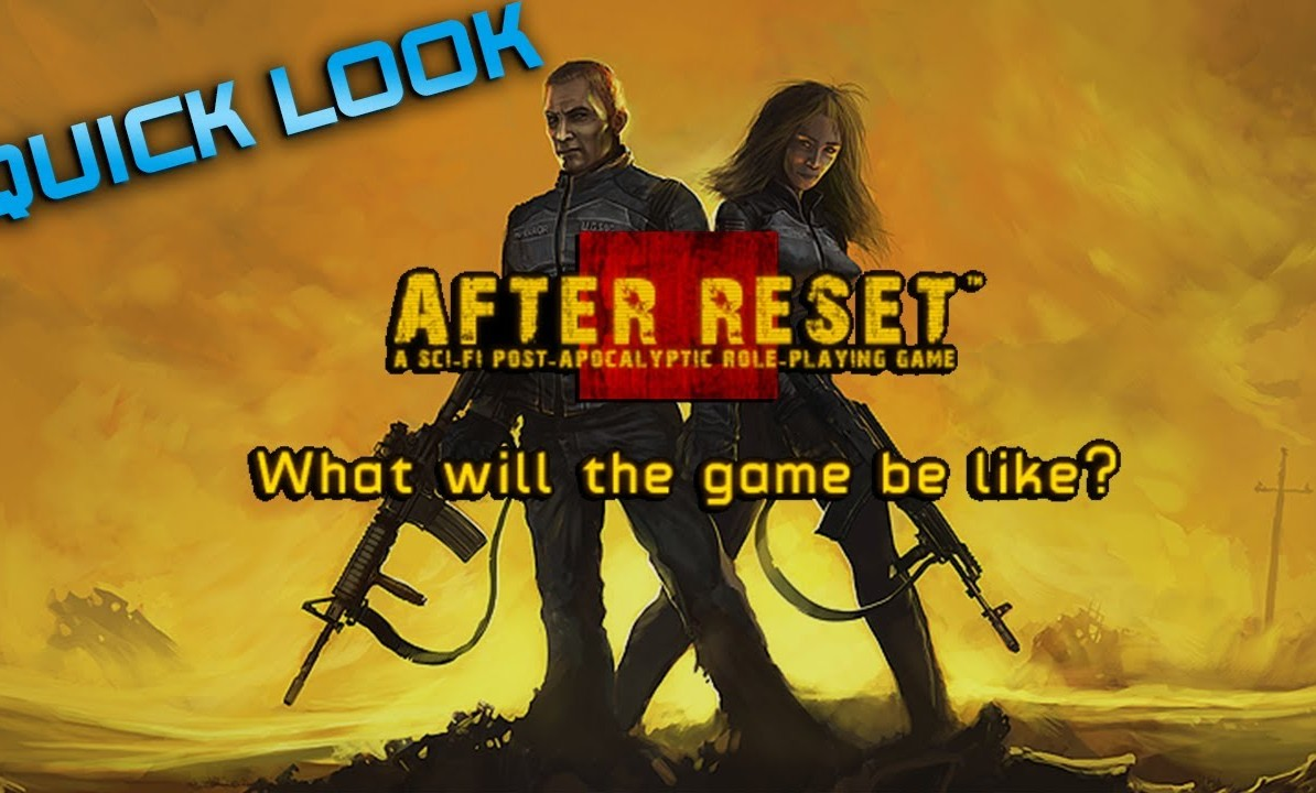 NUEVO VÍDEO Y KICKSTARTER DE AFTER RESET