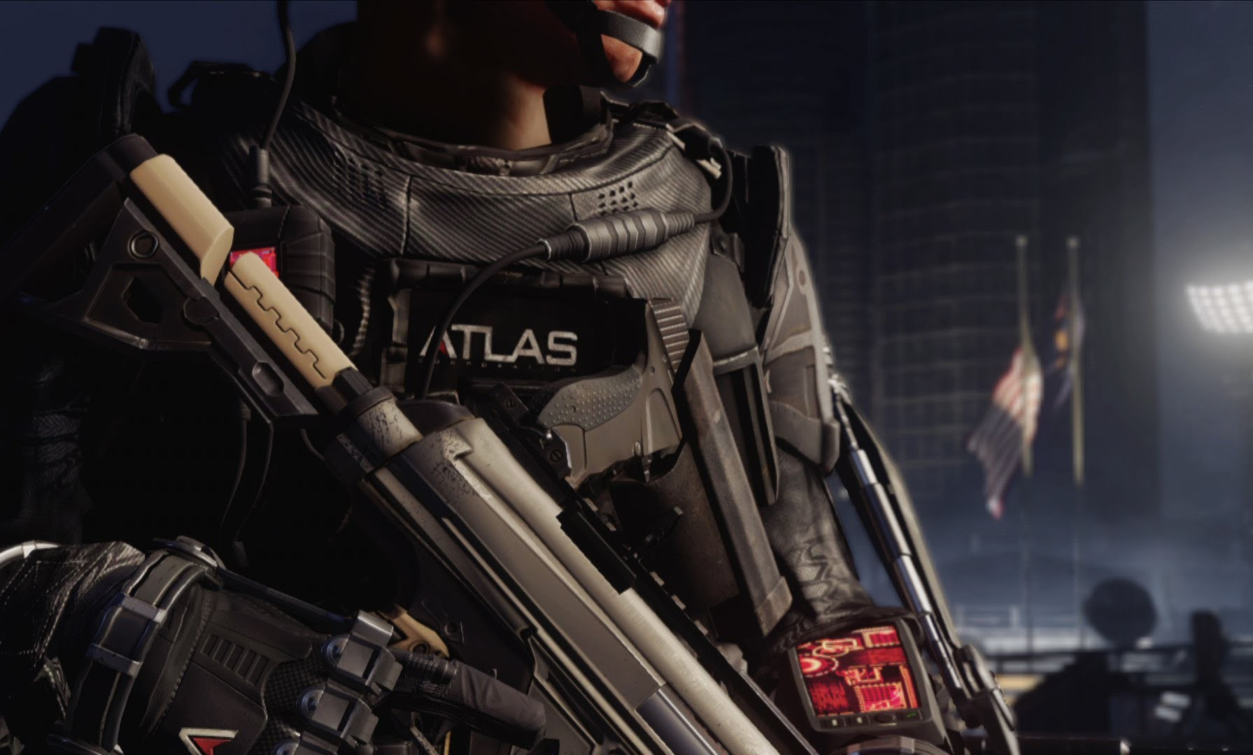 SOBRE LA CAMPAÑA DE CALL OF DUTY: ADVANCED WARFARE