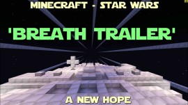 STAR WARS EN MINECRAFT