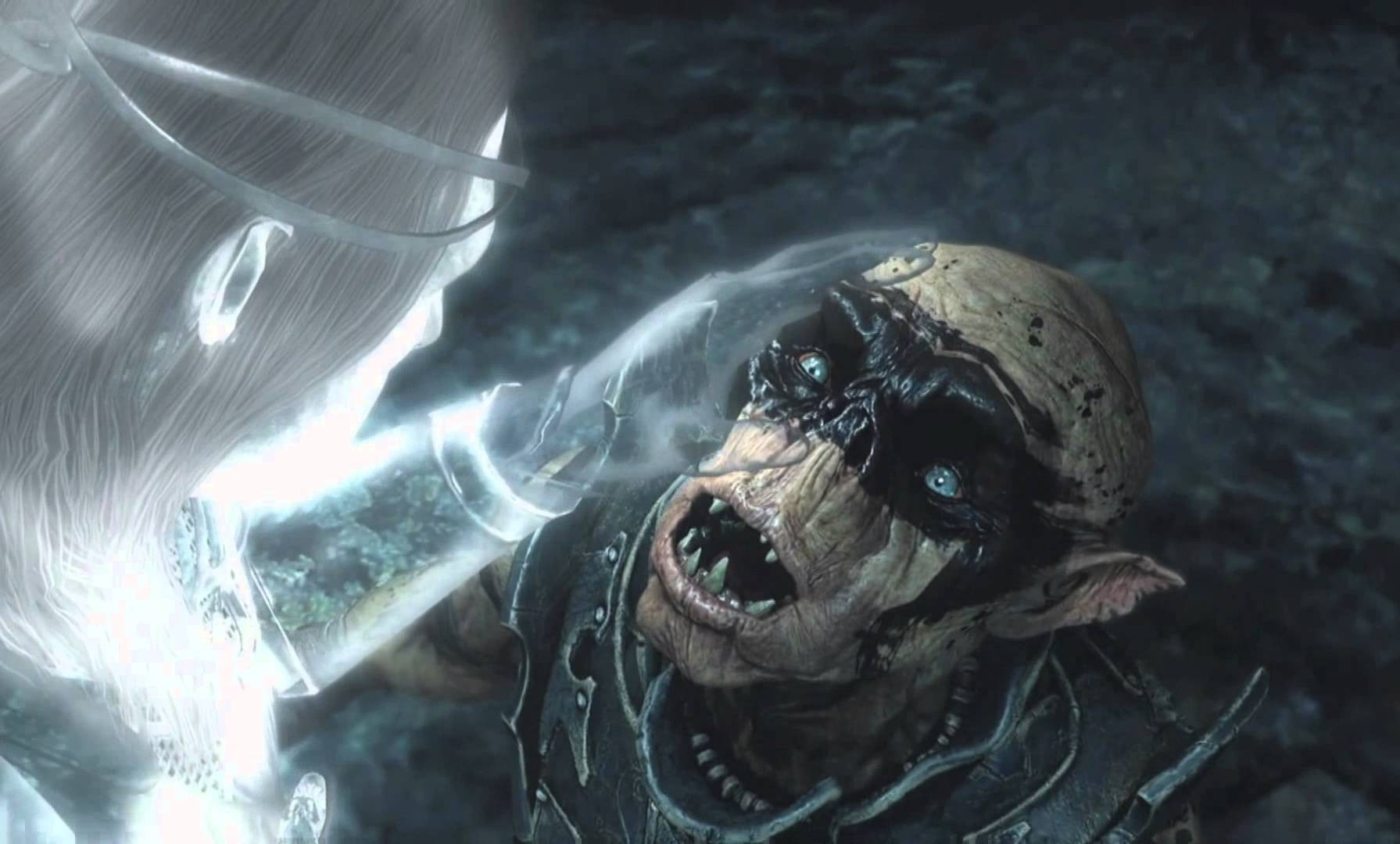 VEAN LOS ESPECTROS DE SHADOW OF MORDOR