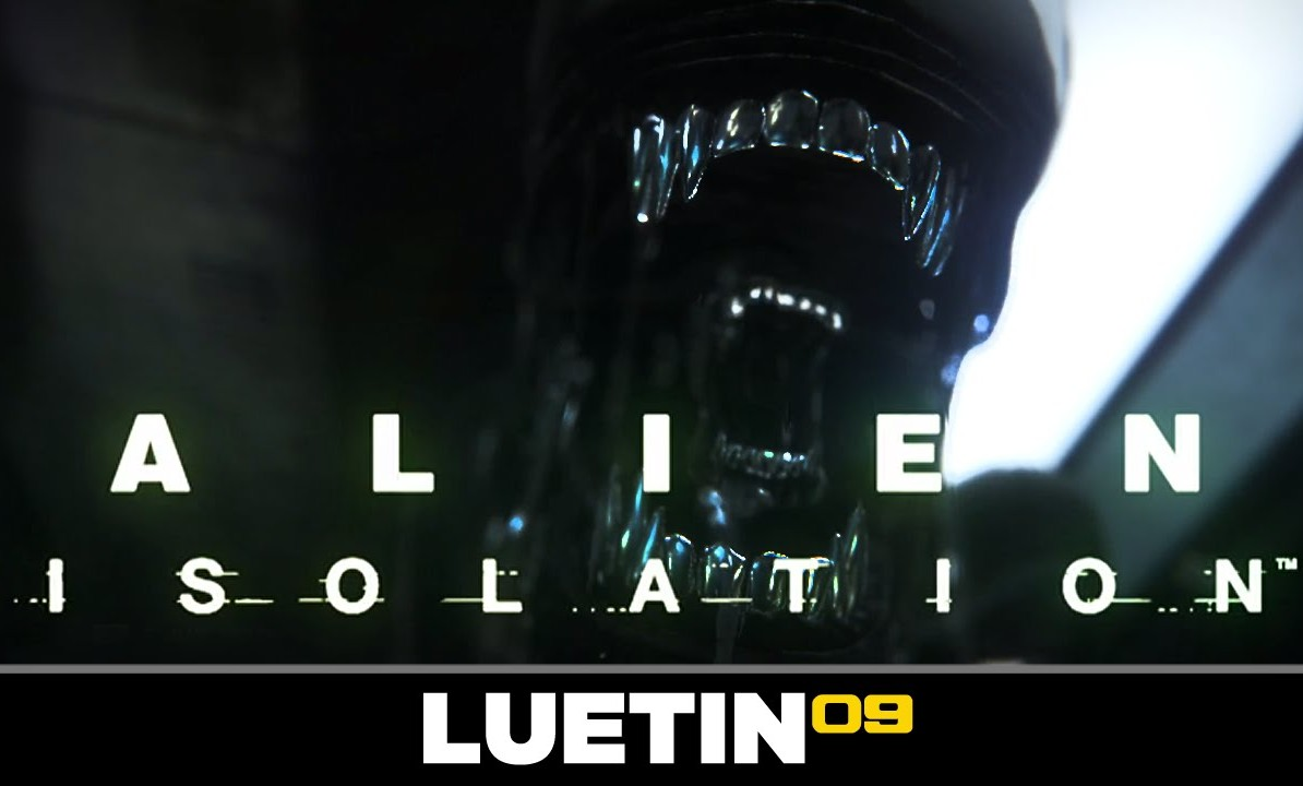 DIEZ MINUTITOS DE ALIEN ISOLATION