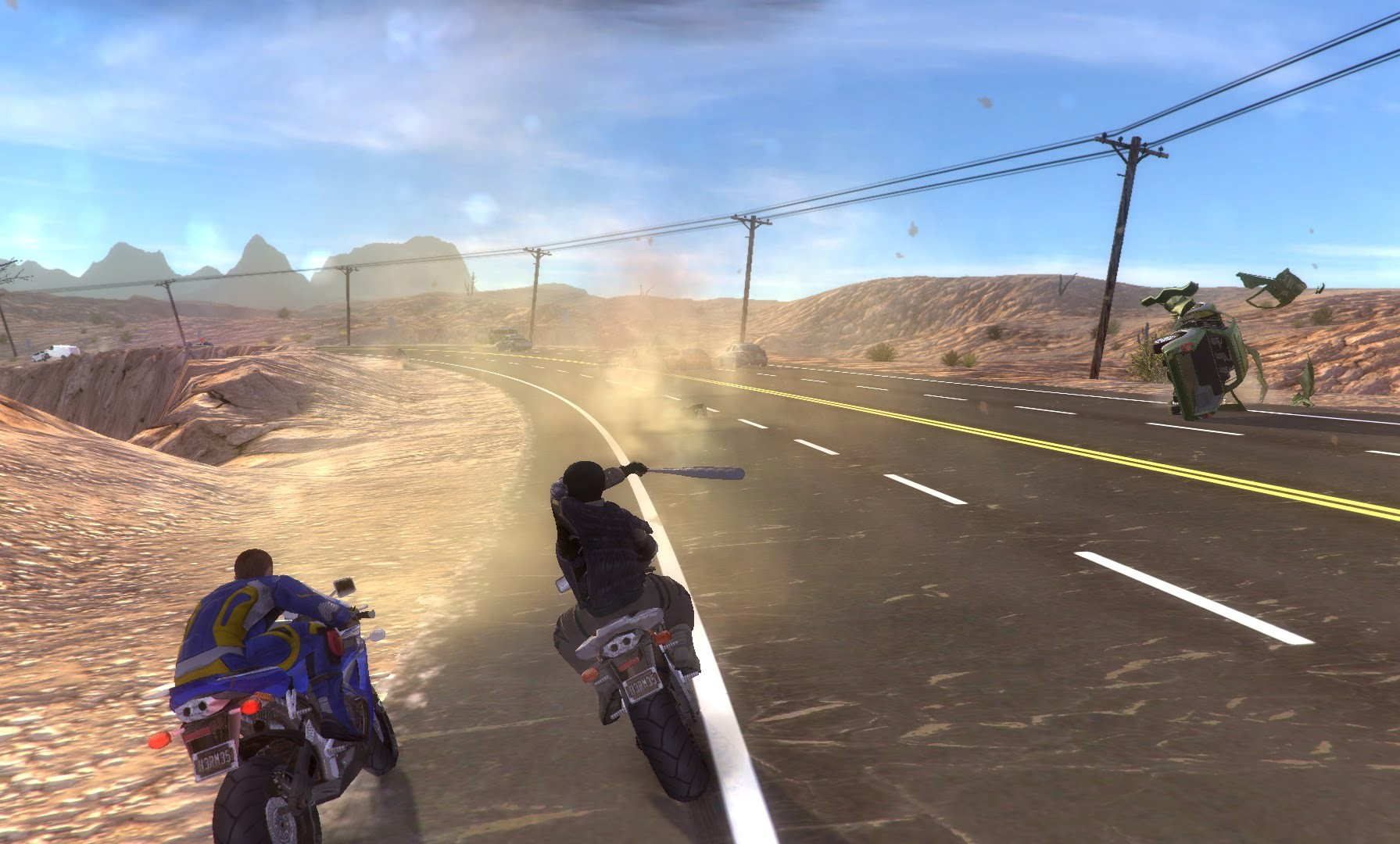 ROAD REDEMPTION LLEGA AL ACCESO ANTICIPADO DE STEAM