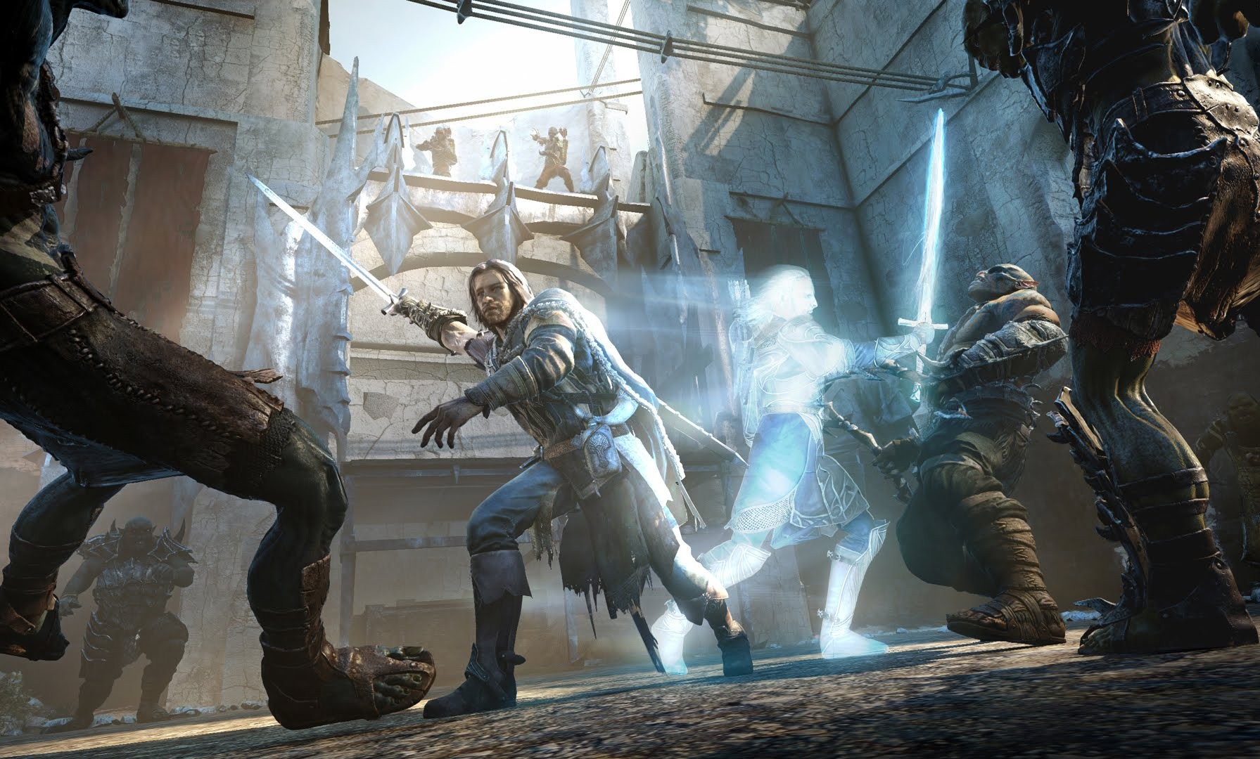 VÍDEO SOBRE EL DLC DE SHADOW OF MORDOR