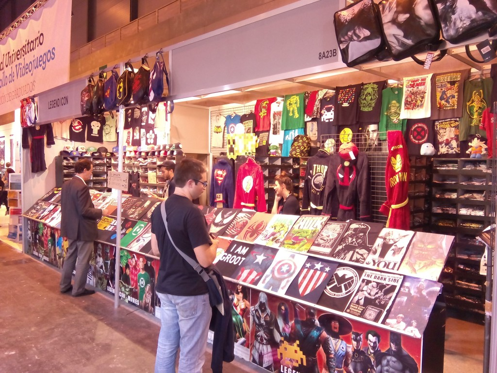 tienda franceses MGW 2014