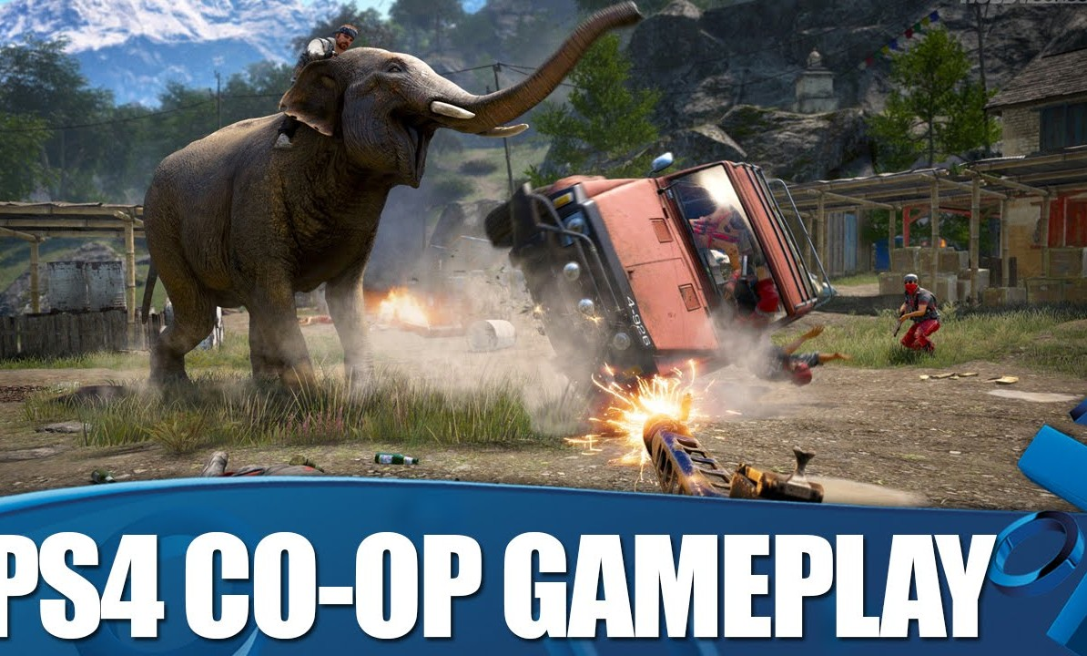 DIEZ MINUTITOS COOPERATIVOS EN FAR CRY 4