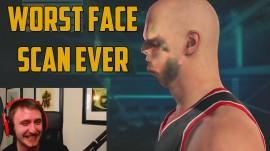 EL ESTUPENDO ESCANEADO FACIAL EN NBA 2K15