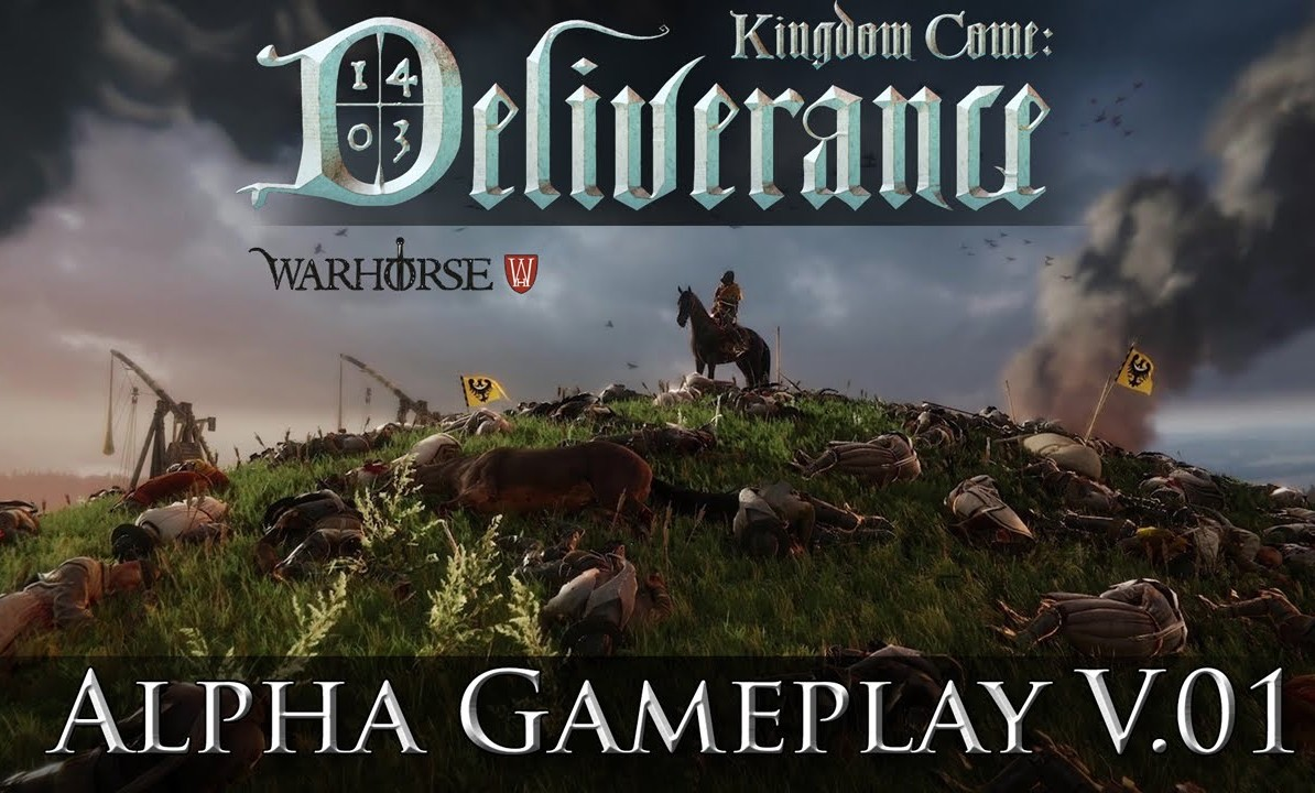 UN VÍDEO CUALQUIERA DE LA ALPHA DE KINGDOM COME: DELIVERANCE