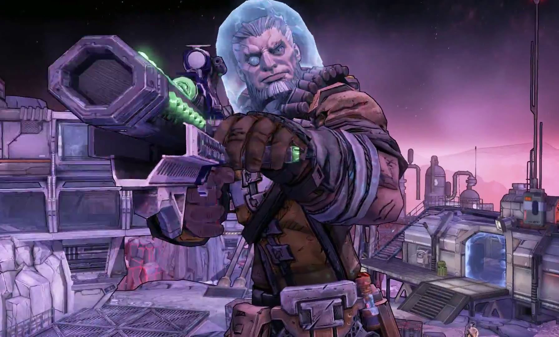 VÍDEO DE LANZAMIENTO DE BORDERLANDS: THE PRE-SEQUEL