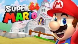 EL REMAKE HD DE SUPER MARIO 64 REALIZADO POR FANS