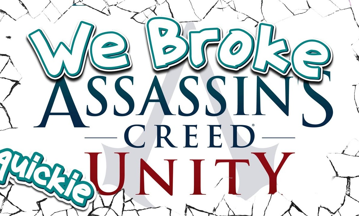 ROMPIENDO ASSASSIN'S CREED UNITY