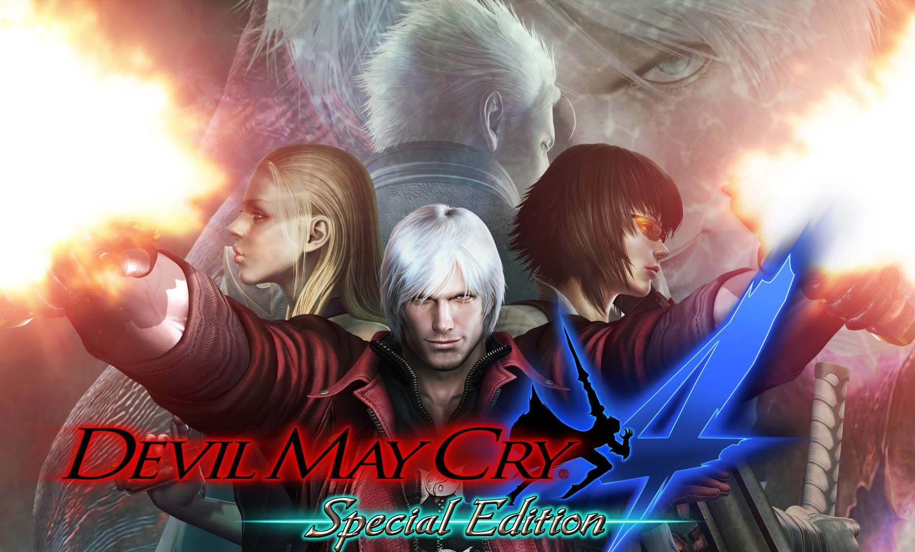 DEVIL MAY CRY 4 SPECIAL EDITION TAMBIÉN EN PC