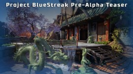 EN ESTO ANDA CLIFF BLESZINSKI: PROJECT BLUESTREAK
