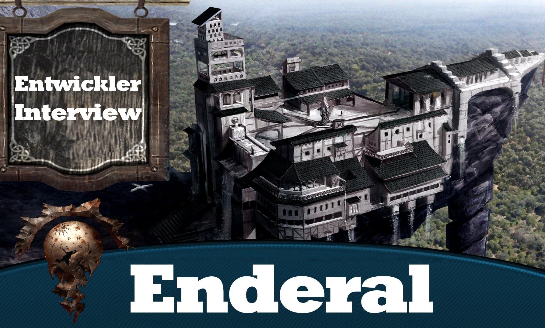 NUEVO VÍDEO DE ENDERAL, CONVERSIÓN TOTAL PARA SKYRIM