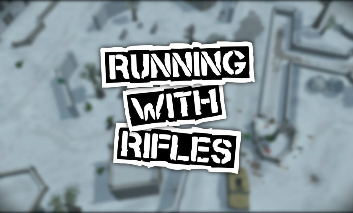 RUNNING WITH RIFLES YA A LA VENTA
