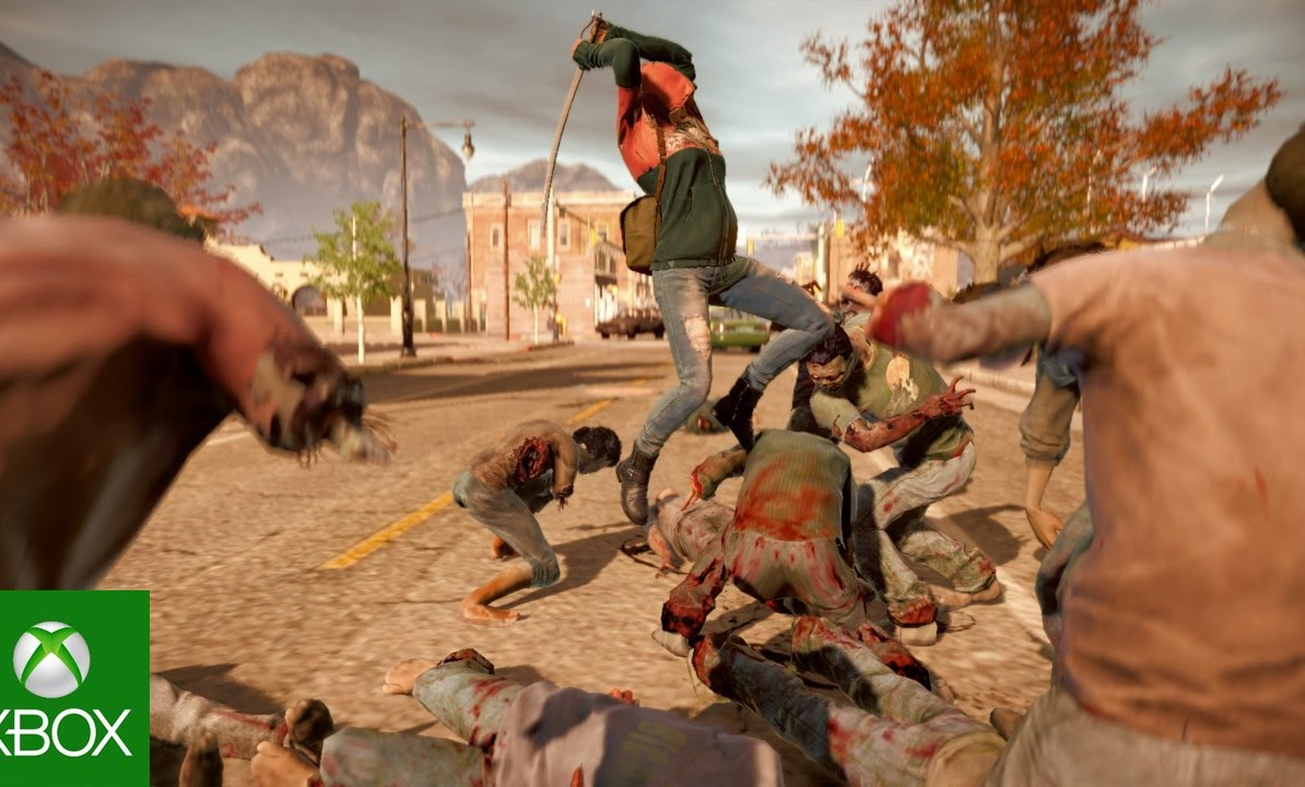STATE OF DECAY: YEAR-ONE SURVIVAL EDITION YA DISPONIBLE