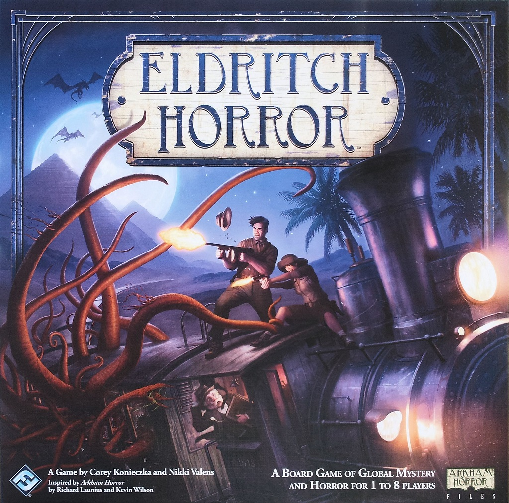Eldritch Horror Cover