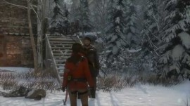 15 MINUTOS DE RISE OF THE TOMB RAIDER