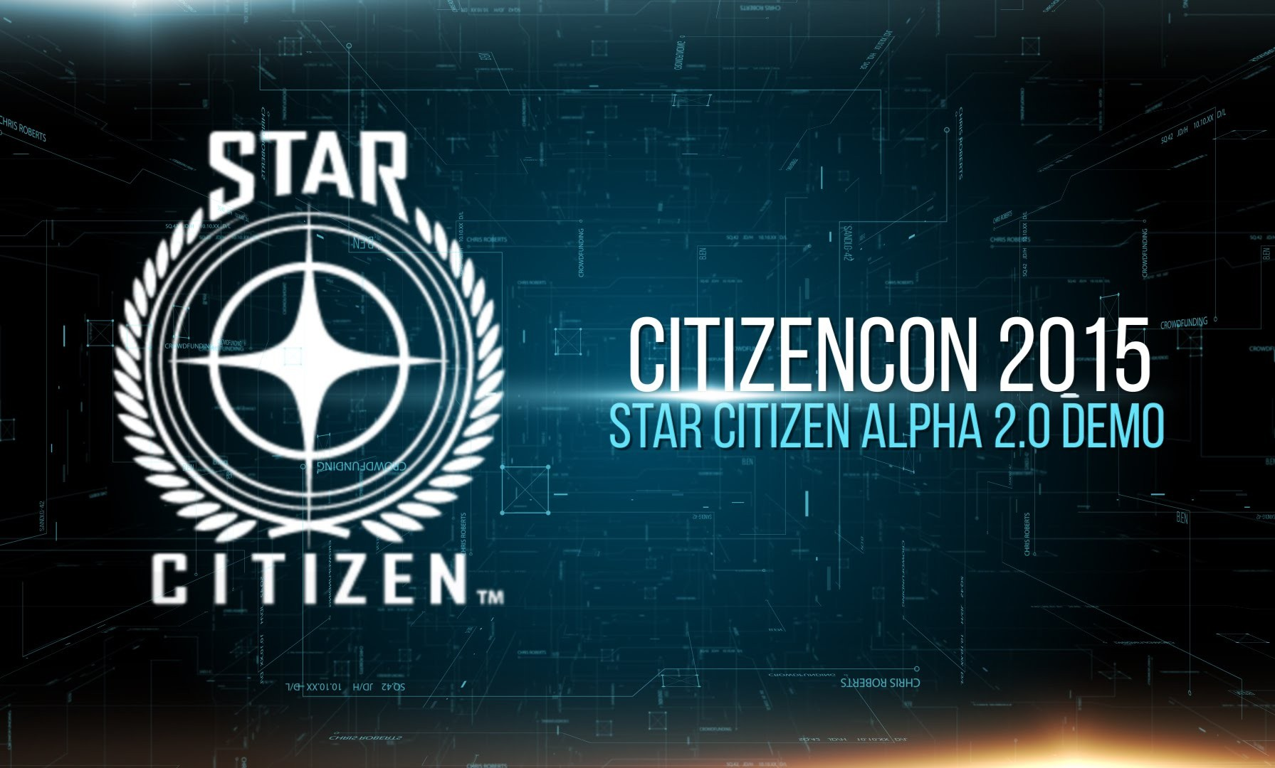 DEMO DEL MÓDULO FPS DE STAR CITIZEN