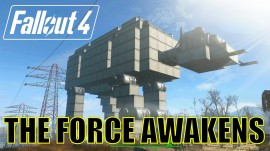 SERÁ POSIBLE CONSTRUIR UN AT-AT EN FALLOUT 4