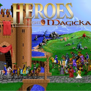 Heroes of might and Magicka