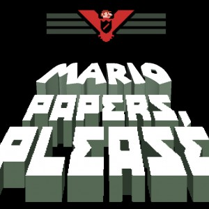 MARIO PAPERS PLEASE