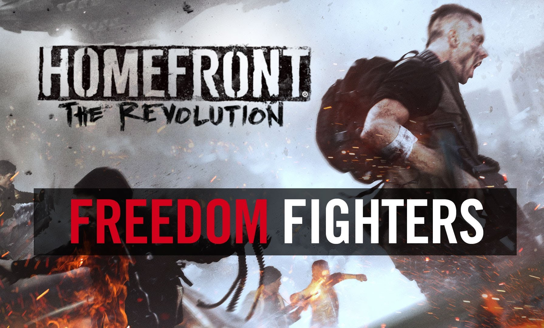 EL COOP DE HOMEFRONT: THE REVOLUTION