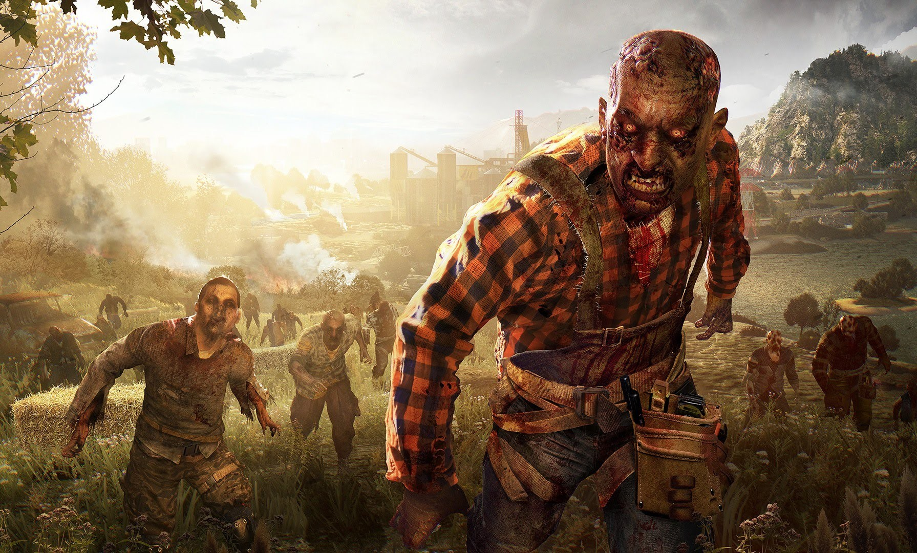 LOS PRIMEROS 16 MINUTOS DE DYING LIGHT: THE FOLLOWIN