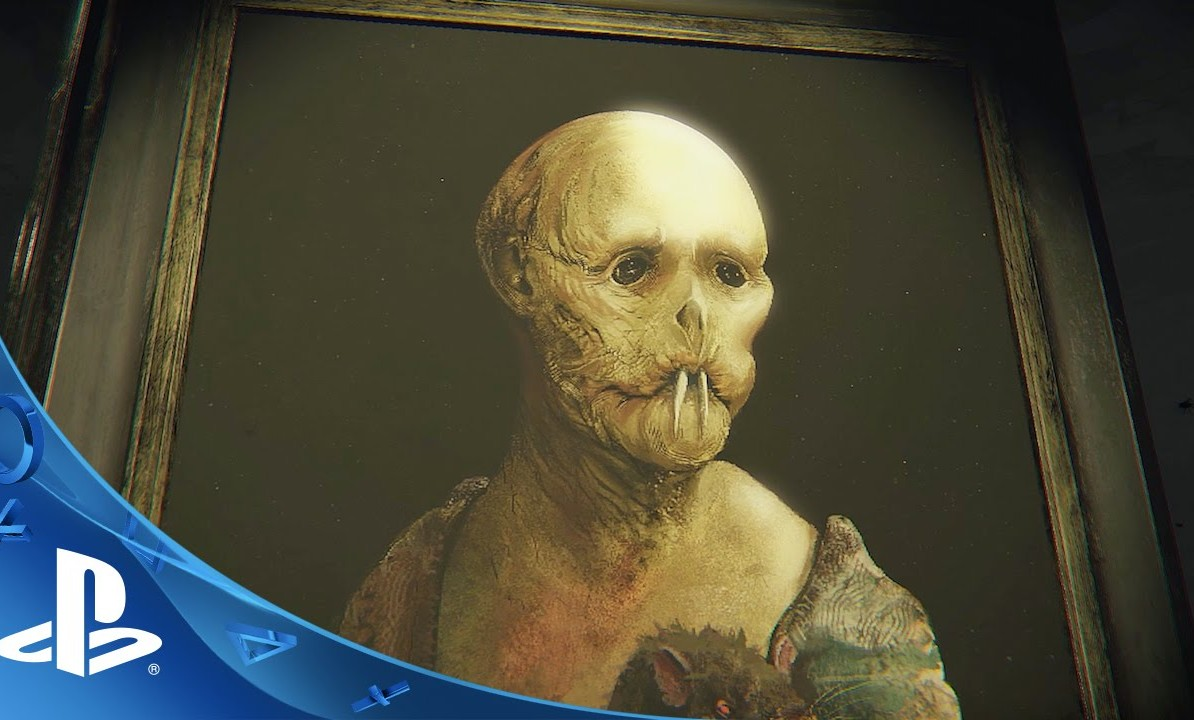 LAYERS OF FEAR, VÍDEO DE LANZAMIENTO